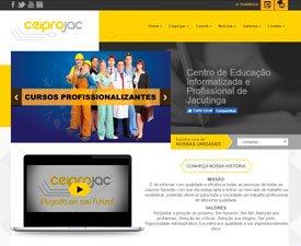 Site de Cursos e Site de EAD