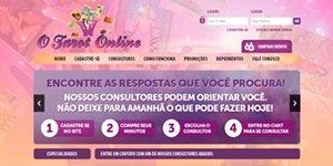 O Tarot Online