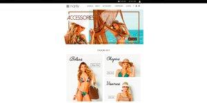 Manly - Acessórios e Beachwear